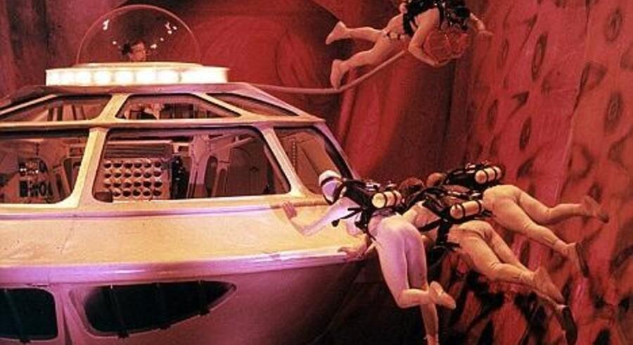 Nanomedicin er som taget direkte ud af SciFi-filmen Den Fantastiske Rejse