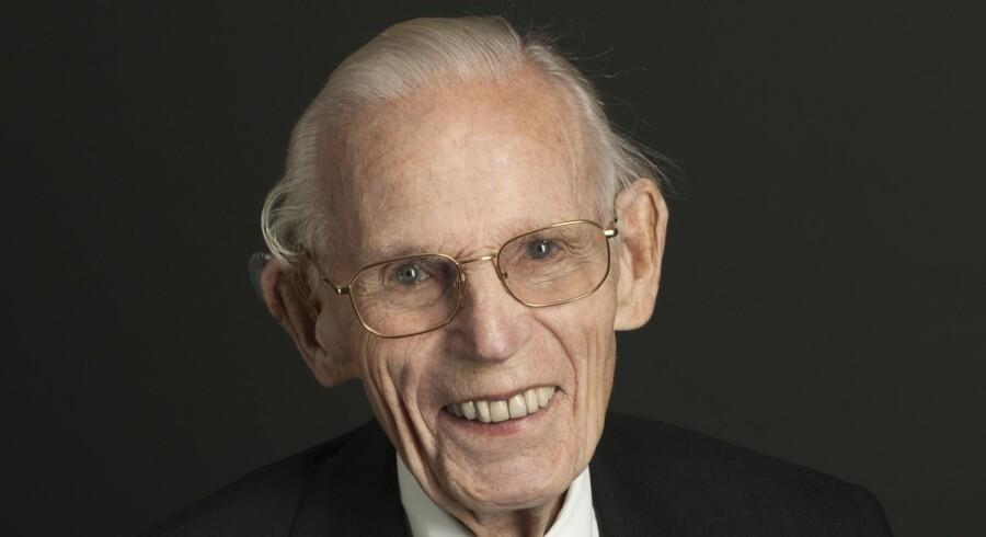 Peter Wallenberg er død, 88 år gammel.