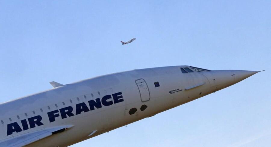 Selvom strejken mellem Air France/KLM og dets piloter i weekenden er blevet opløst, vil der stadig forekomme aflysninger mellem København og Paris mandag.