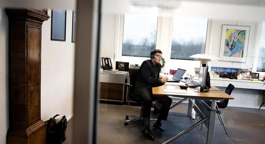 Mogens Elsberg har været CEO hos GN Store Nord A/S i en årrække og overlader nu stolen til en ny mand.