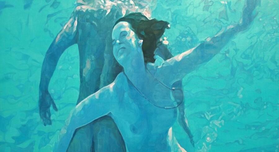Den kinesiske kunster Tao Siruier vant til censur i sit hjemland. Nu oplever hun det også fra Facebook i USA.