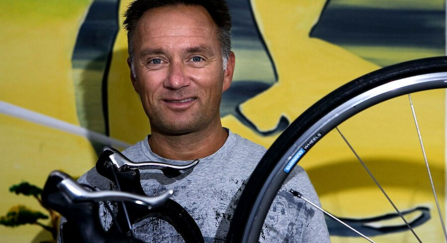 Tidligere cykelrytter Jens Veggerby er blevet dømt for at smugle penge for Stein Bagger i forbindelse med svindelsagen om IT Factory.
