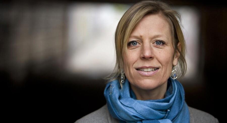 Trine Pertou Mach (SF) afløser Villy Søvndal i Folketinget.
