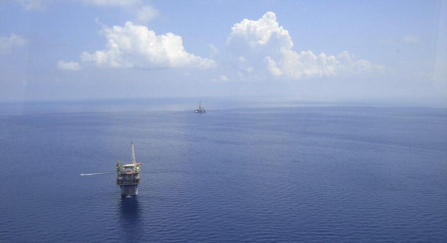 Det amerikanske olieselskab Anadarko Petroleum Corporation, der samarbejder med danske Maersk Oil i Algeriet, fremlagde et skuffende regnskab for fjerde kvartal efter børslukketid mandag. ARKIVFOTO