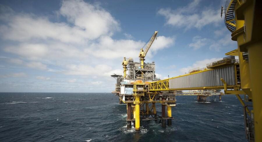 Det nye center DTI Enhanced Oil Recovery skal gøre det mere rentabelt at nå de sidste dråber i store oliefelter.