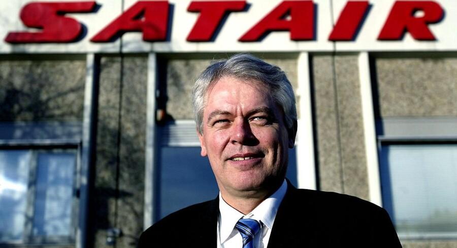 Administrerende direktør i Satair, John Stær.