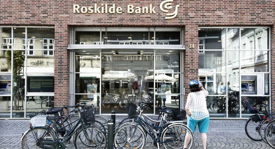 Carsten Leveau har stævnet blandt andet den sidste ledelse i Roskilde Bank for i alt 1,9 milliarder kroner.