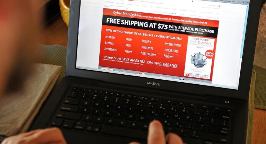 Danske e-handelsbutikker vil skyde julen i gang med Cyber Friday.