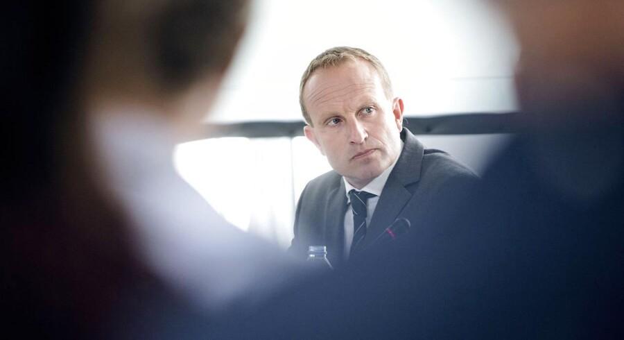 Rigsrevisionen vil undersøge, hvordan Martin Lidegaards ministerium behandlede lovgivningen om solceller.