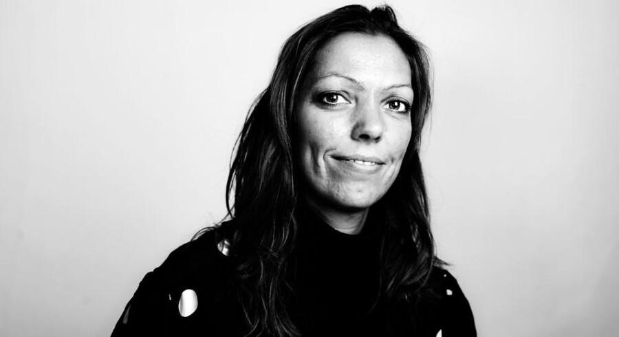 Gitte Holtze.