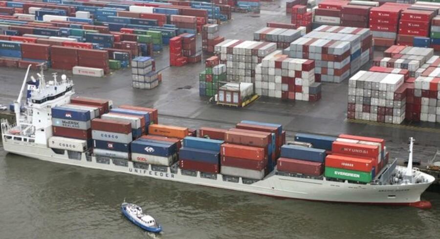 Containerbranchen vil blive ramt af flere konkurser i år på baggrund af afmatningen, spår analyseinstitut.
