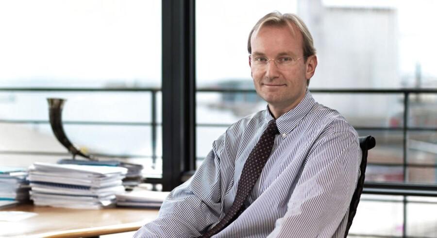 Adm. direktør Niels Smedegaard fra DFDS afhænder aktier for godt 20 mio. kr.