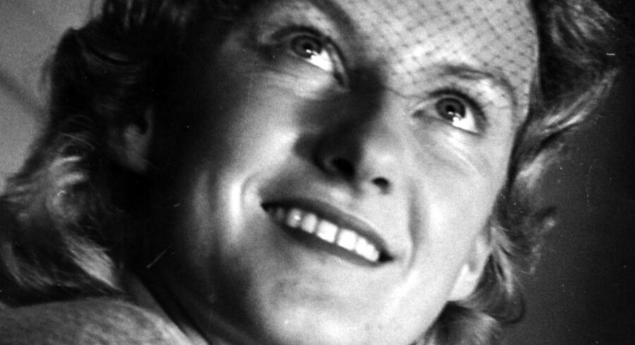 Gerda Neumann havde store planer om en international karriere. Sådan skulle det ikke gå.