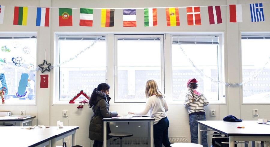 Europaskolen i København, som blev etableret i august i år, er oprettet af Københavns Kommune med støtte fra eksterne fonde. Læseplanerne tilrettelægges delvist fra EU i Bruxelles. Skolen vil have omkring 900 elever fra 0. klasse til 3.g. når den er fuldt udbygget.