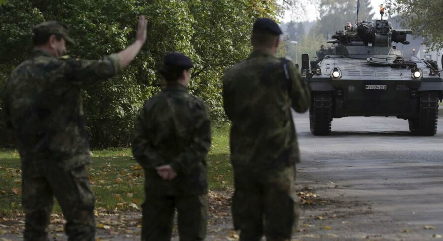 Tyskland vil sende 650 soldater til Mali.