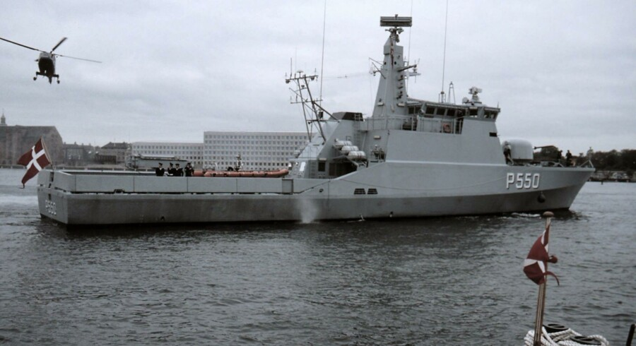 Den portugisiske regering har meldt sig som køber til fire af de Standardflex-skibe, som Danmark i 1990 byggede 14 af til Flåden. Siden 2010 har de været udfaset, men kunne i givet fald indsættes til at jagte fremmede ubåde i danske farvand.