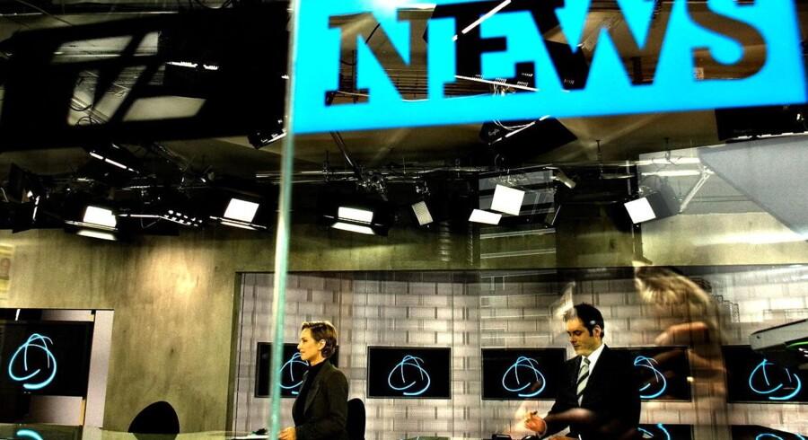 TV2 News og Berlingske Business skal samarbejde om finansstoffet.