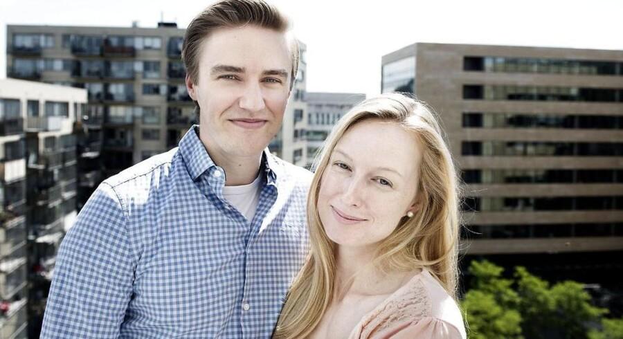 Om to uger skal Monica Skytte Christensen og Christian Frederiksen giftes. Christian friede i maj 2013, og det sidste år er gået med forberedelser til den store dag.