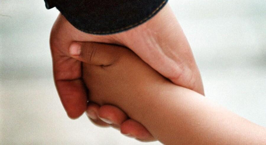 ARKIVFOTO. Slagsmålene mellem skilsmisseforældre tager til i ferien.