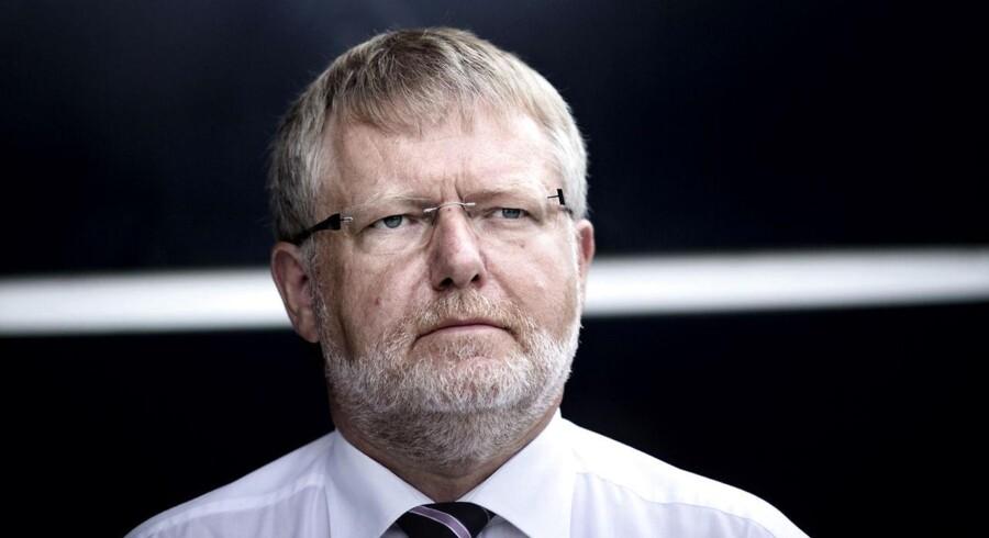 Topembedsmanden Erling Andersen spillede højt spil og tabte, mener Berlingskes politiske kommentator, Thomas Larsen.