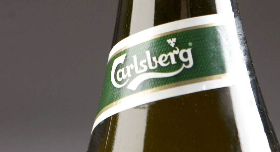 Det traditionelle Carlsberg-mærke er udfordret - især i Europa