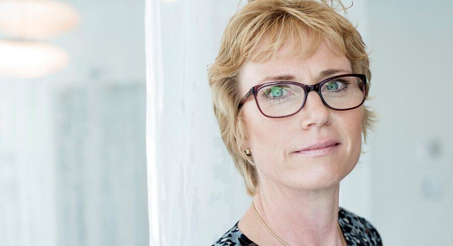 Dorte Krak direktør i ARP Hansen