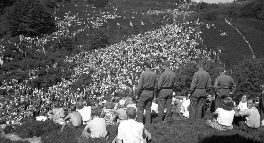 1945. Rebildfest.