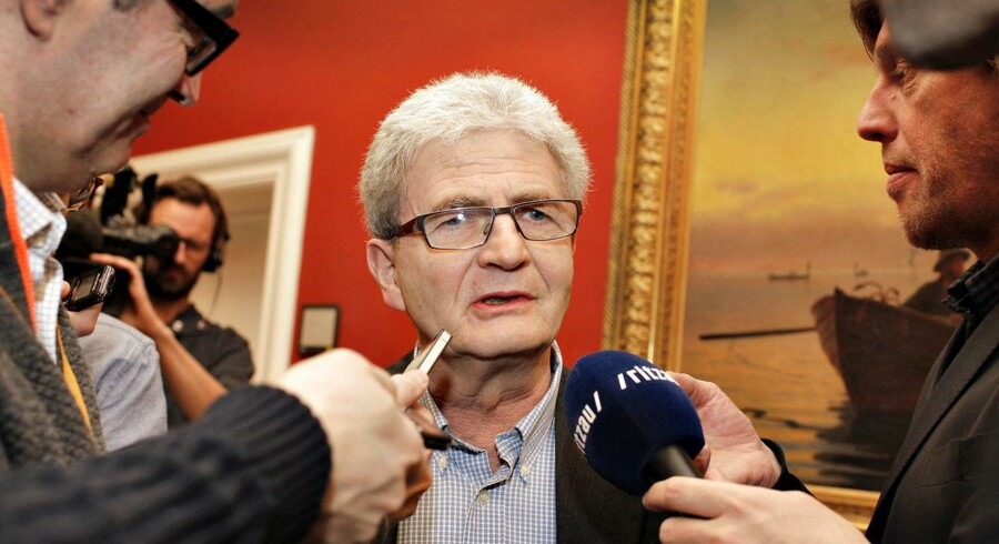 Det er blandt virksomheders »aggressive skatteplanlægning«, der er baggrund for omlægningerne i Skat, siger skatteminister Holger K. Nielsen.