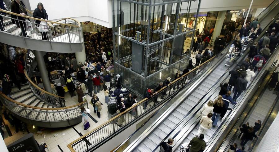 Shoppingcentret Fields på Amager i København udvider med 8.000 kvm.