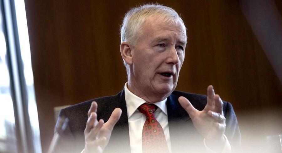 Socialdemokraternes planer om at lade Nationalbanken overtage Finanstilsynet er droppet.