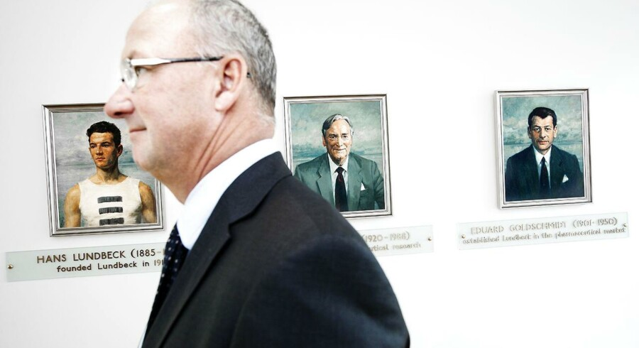 Lundbeck med Ulf Wiinberg i spidsen fastholder sin uskyld i den konkurrencesag, som EU har taget første skridt til at rejse.