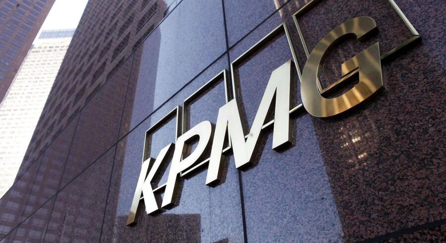 """Det """"nye"""" KPMG får opbakning fra de to storkunder Carlsberg og A.P. Møller-Mærsk."""