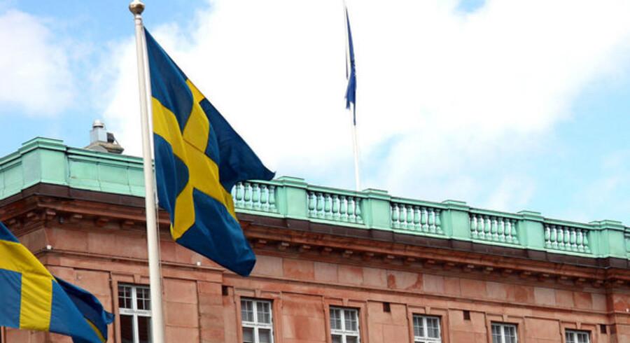 De svenske arbejdsformidlinger får travlt - fyringssæsonen er for alvor startet. Foto: Brian Bergmann, Scanpix