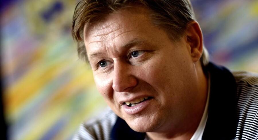 Jesper Laustrup Nielsen er klar til en tørn mere i Pandora.