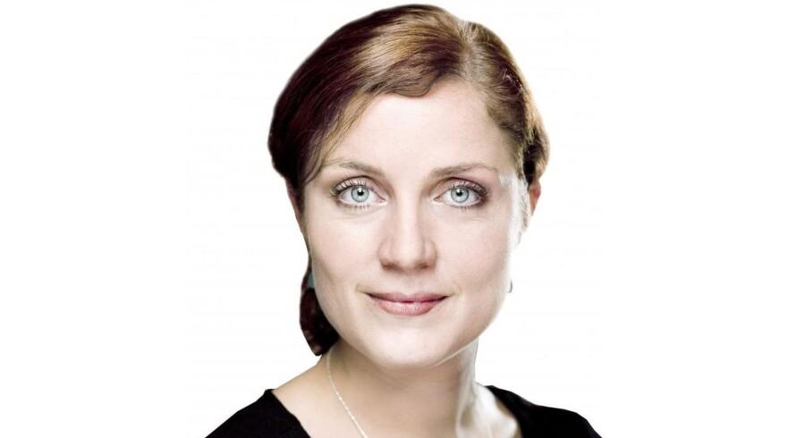 Maja Panduro, MF (S), politisk ordfører