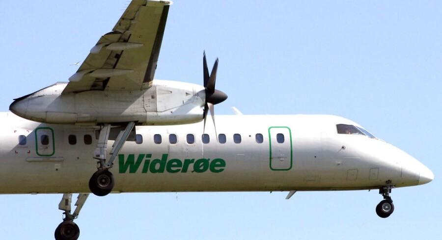 SAS har endelig fået afskibet datterselskabet Widerøe.