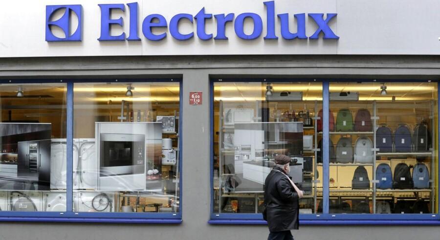 Electrolux AB er en svensk industrikoncern, der producerer hvidevarer, husholdningsmaskiner og elektriske apparater til professionelt brug, bl.a. storkøkkener og vaskerier.