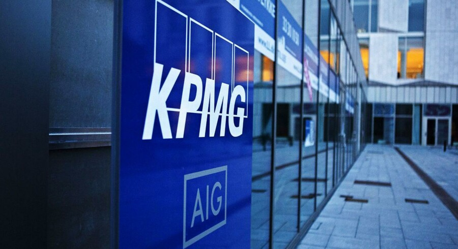 Ernst & Young (EY) og KPMG fusionerer i Danmark