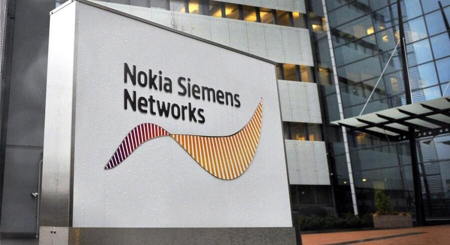 Mobiludstyrsgiganten Nokia Siemens Networks skærer nu hårdt ned i de to hjemlande, Finland og Tyskland. Arkivfoto: Scanpix