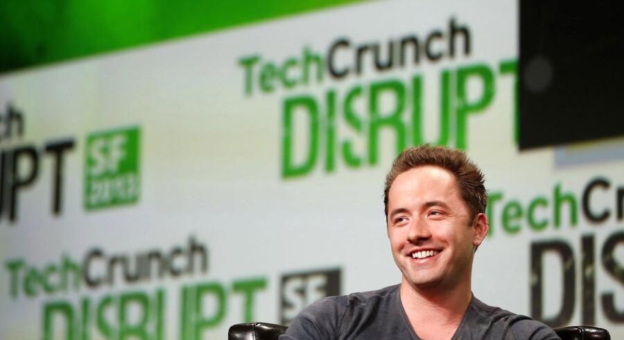 Drew Houston, CEO og Co-Founder of Dropbox.