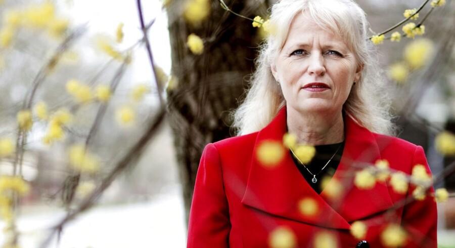 Kirsten Drejer fra biotekvirksomheden Symphogen, som udvikler lovende kræftlægemiddel.