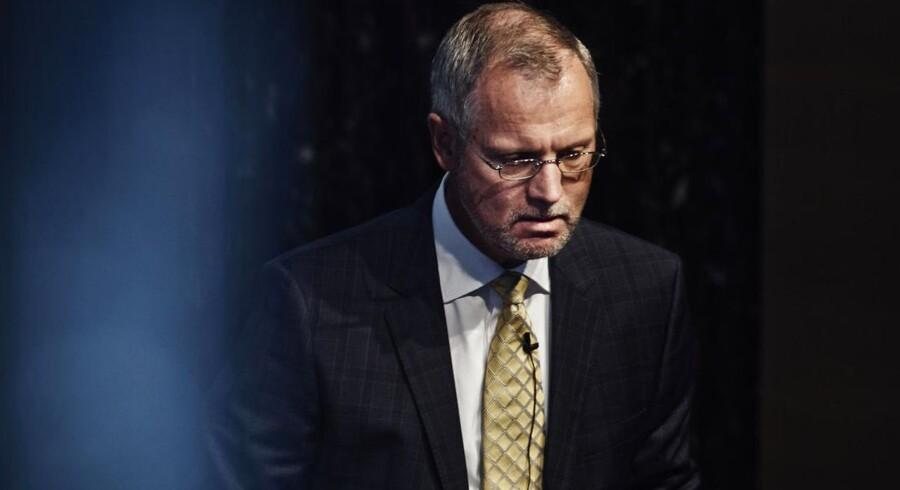 Danske Banks økonomidirektør Henrik Ramlau-Hansen vurderer, at ratinginstituttet Moody's anekender banken for, at resultaterne er i klar bedring.