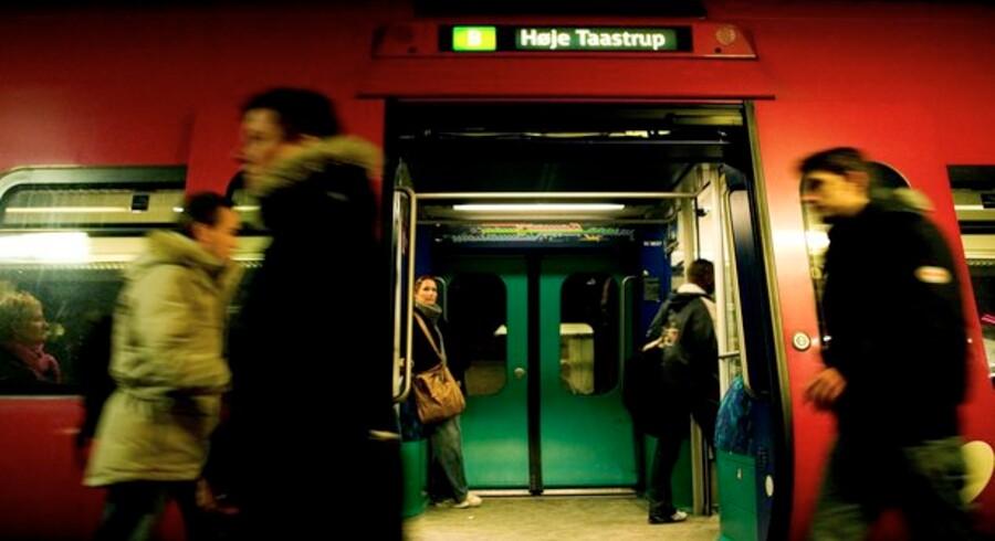NoPayNet vil også installere internet i det københavnske s-togssystem.