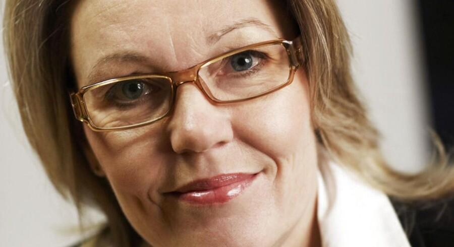 Vibeke Skytte, Direktør hos Lederne