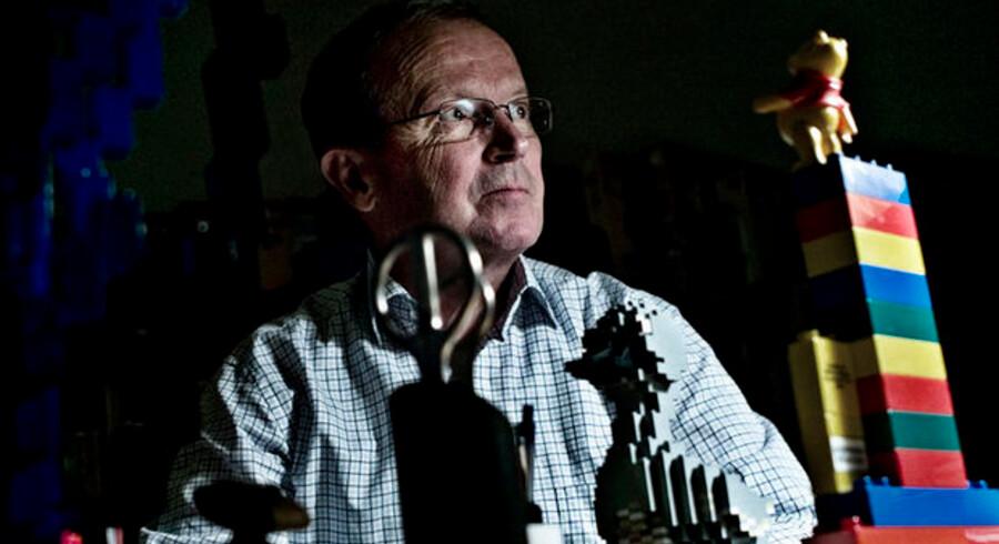 Legos ejer Kjeld Kirk Kristiansen bliver af Forbes beskrevet som ukendt milliardær.