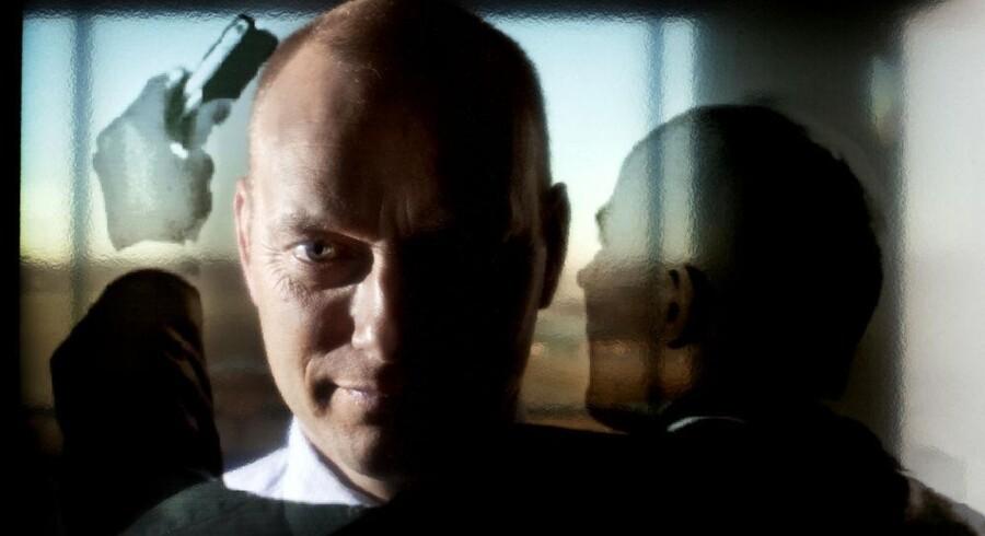 Telias direktør i Danmark, Søren Abildgaard, tror på fremgang i 2012. Arkivfoto: Scanpix