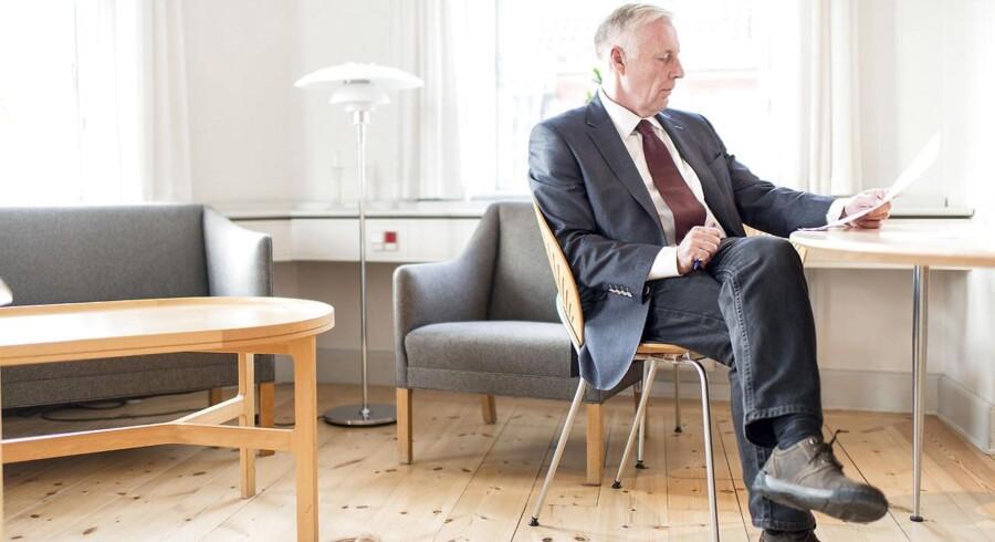 Beskæftigelsesminister Henrik Dam Kristensen (S).
