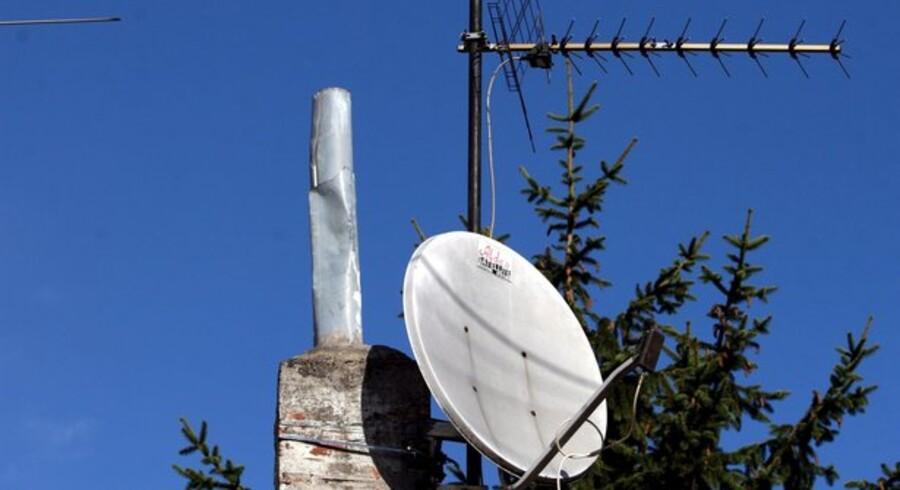 Langt de fleste danskere vil næppe opleve den store TV-revolution til november i år. Foto: Colourbox