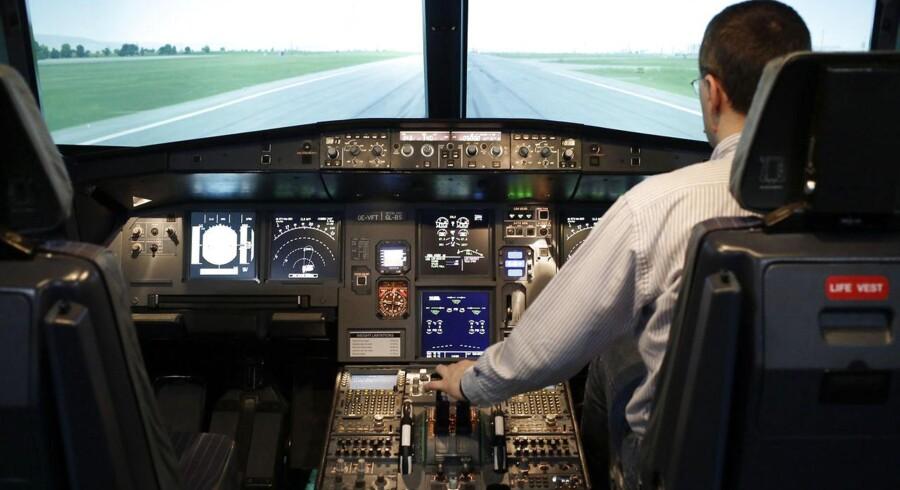 I fremtiden må der aldrig være én person alene i cockpittet på Norwegians fly. Arkivfoto