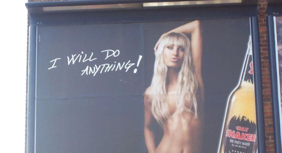 Cult A/S har i de senere år specialiseret sig i grænsesøgende markedsføring.